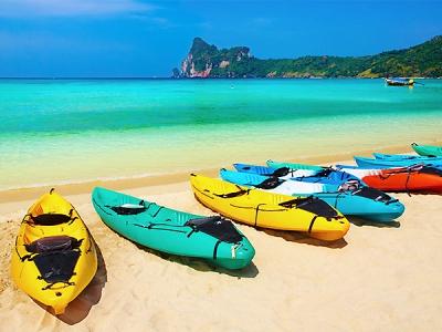 Caribbean Beach Vacation